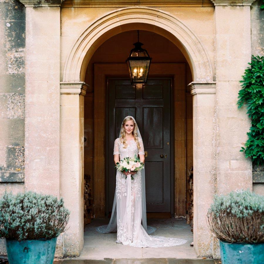 белое свадебное платье 2