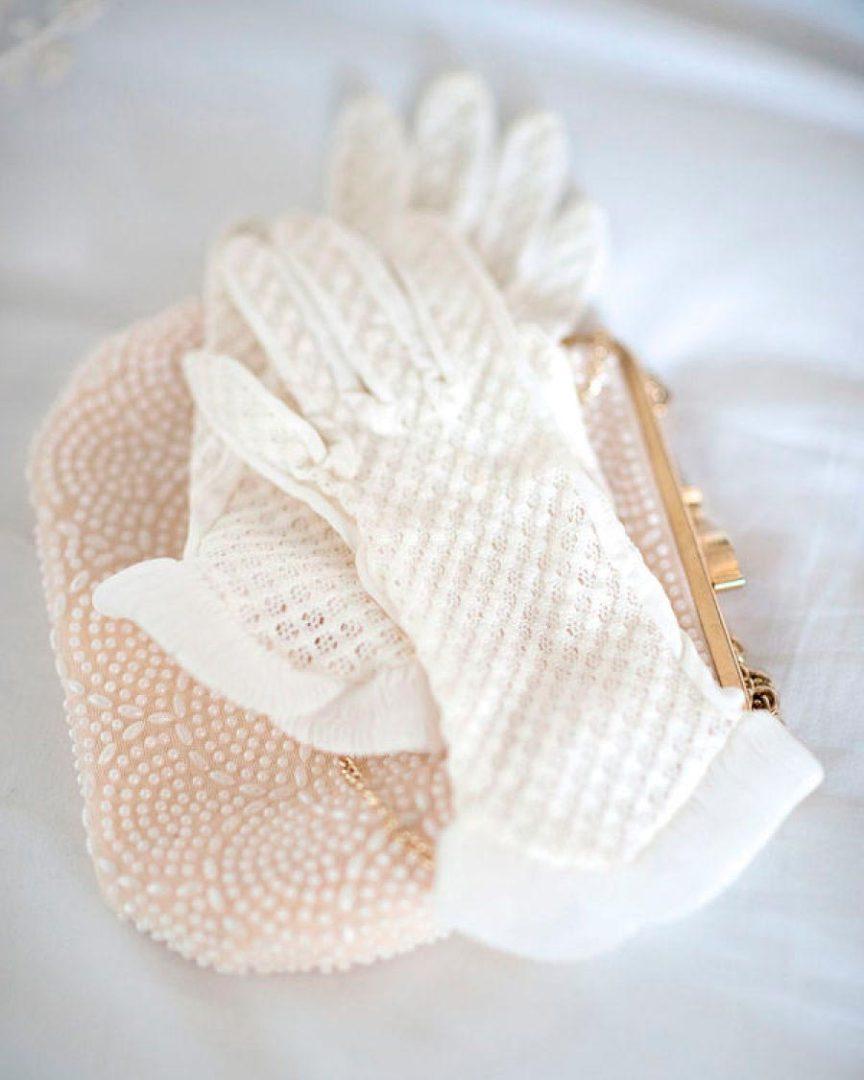 свадебные перчатки 2