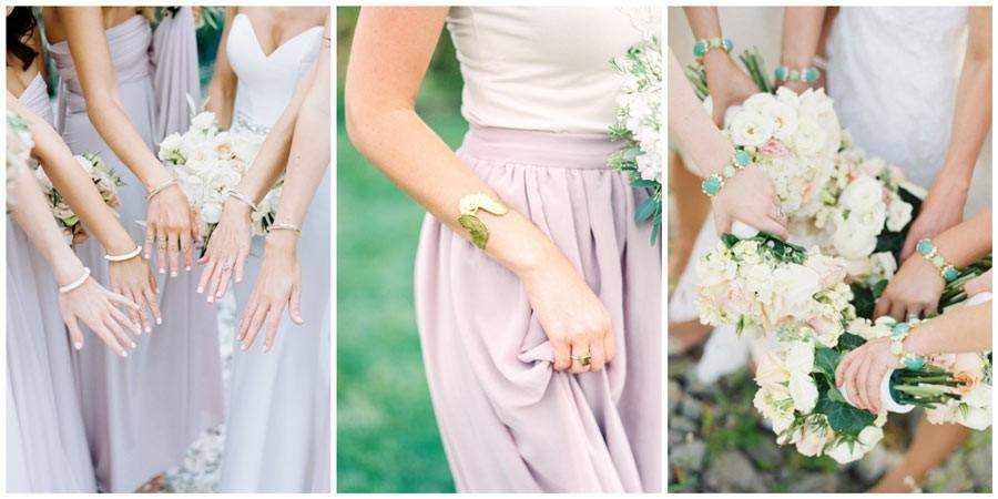 браслеты для подружек невесты 1