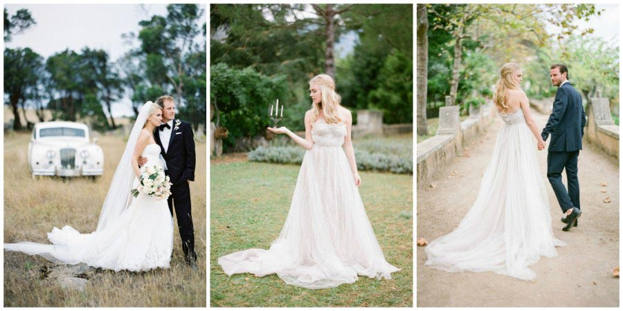 оформление белой свадьбы 1