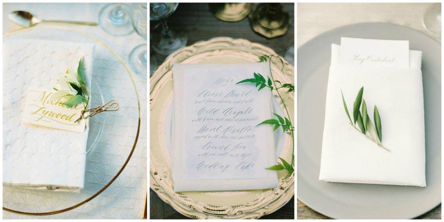оформление белой свадьбы 11