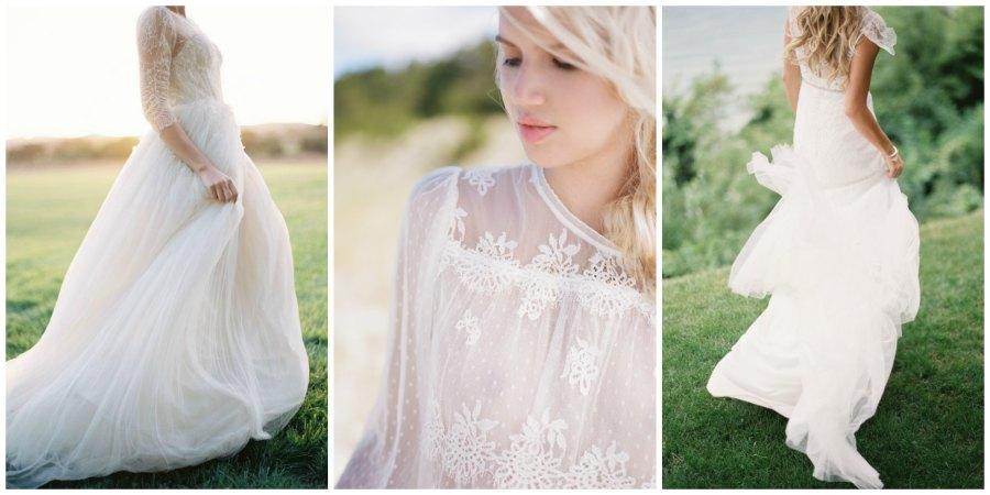оформление белой свадьбы 4
