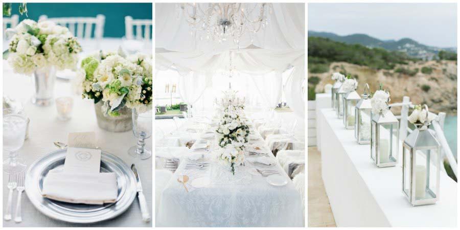 оформление белой свадьбы 6