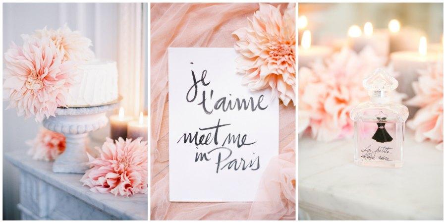 оформление розовой свадьбы 1
