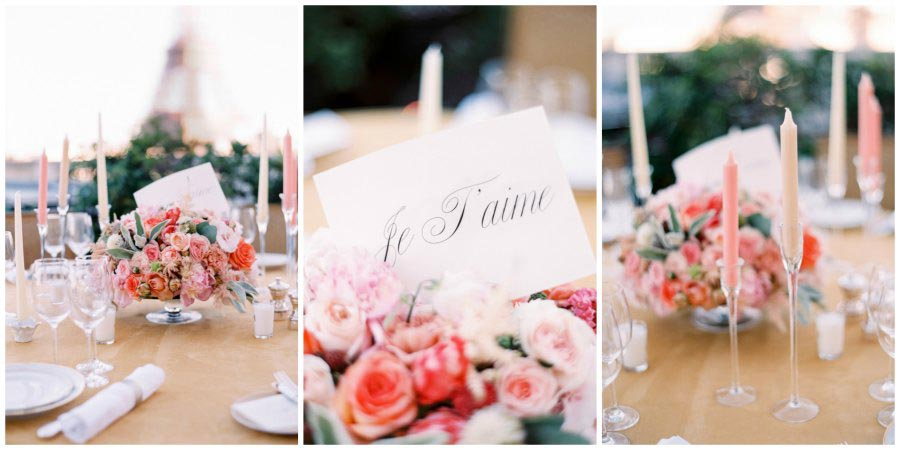 оформление розовой свадьбы 12