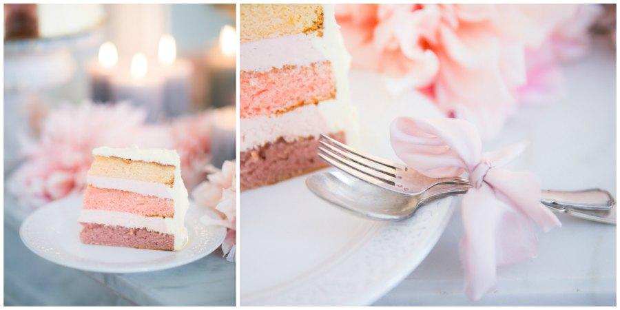 оформление розовой свадьбы 2