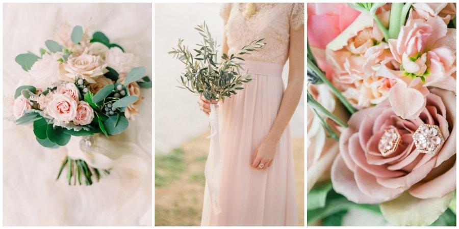 оформление розовой свадьбы 5