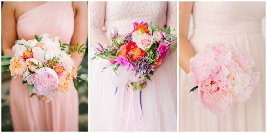 оформление розовой свадьбы 6