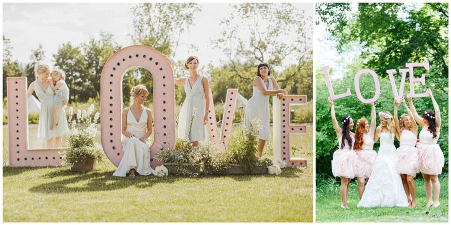 подружки невесты 1