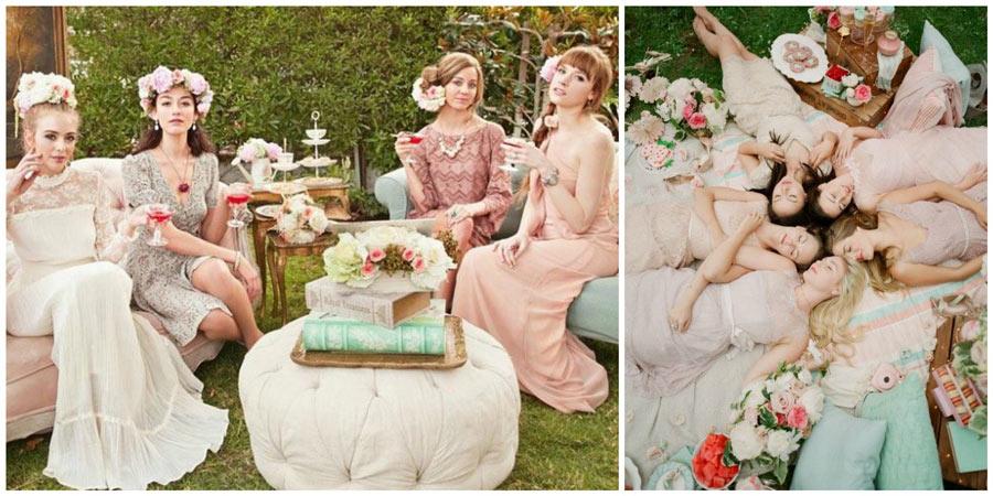 подружки невесты 3