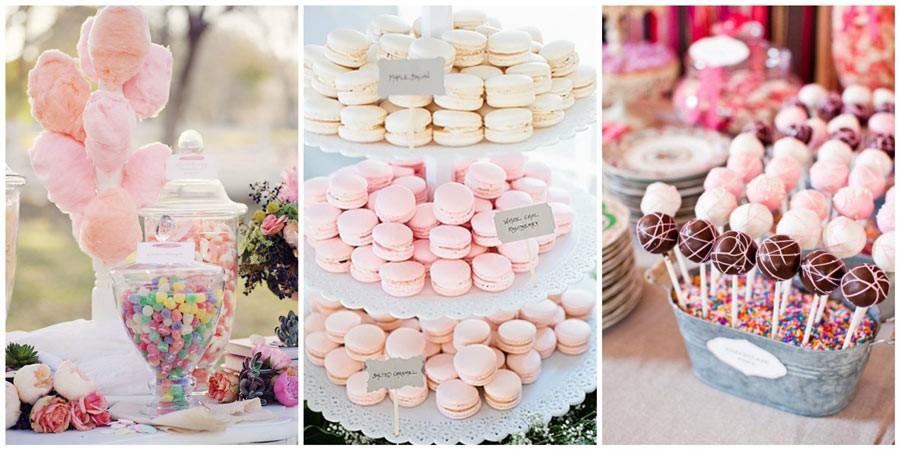 сладкий стол на свадьбу 2
