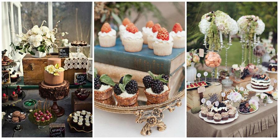 сладкий стол на свадьбу 4
