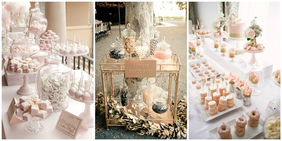 сладкий стол на свадьбу 5