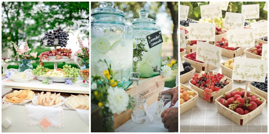 сладкий стол на свадьбу 6