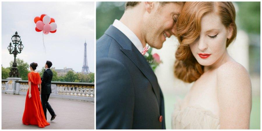 оформление красной свадьбы 2