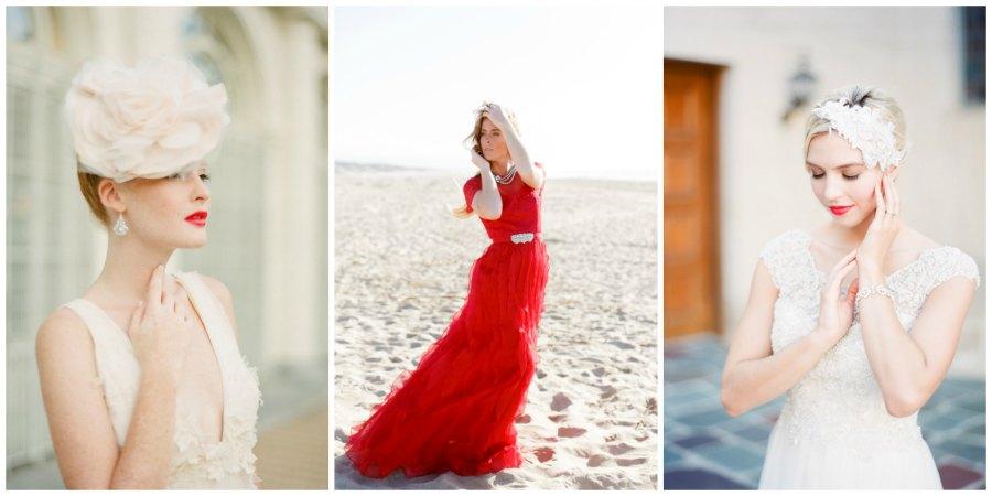 оформление красной свадьбы 7