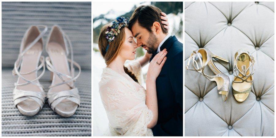 оформление зимней свадьбы 12