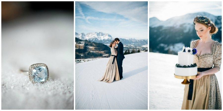 оформление зимней свадьбы 3