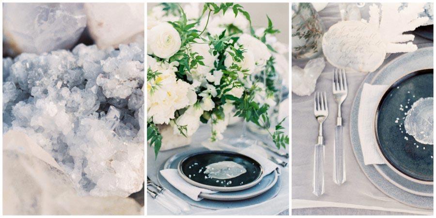 оформление зимней свадьбы 8