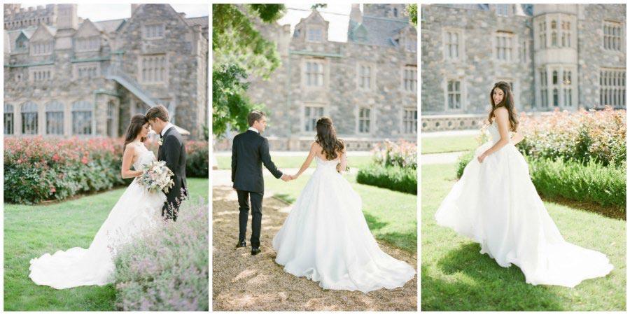пышные свадебные платья 3