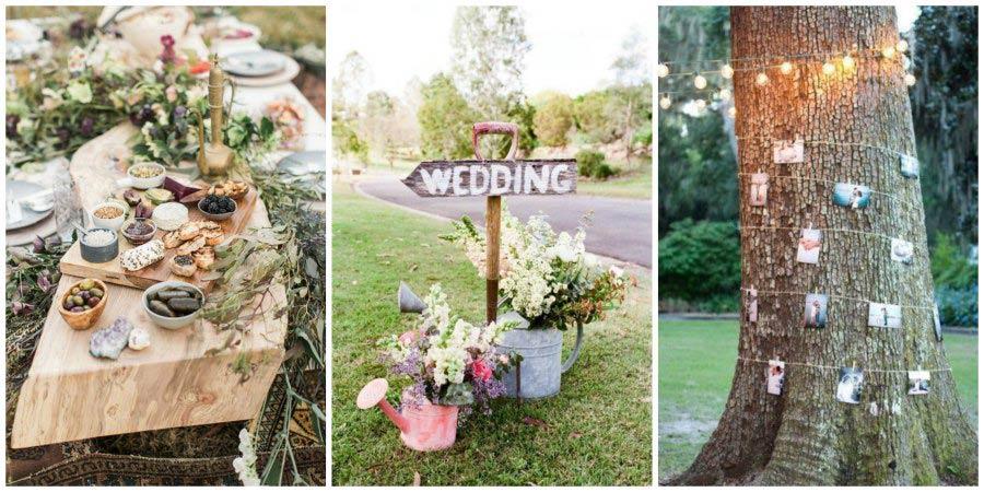 свадьба в стиле бохо 16