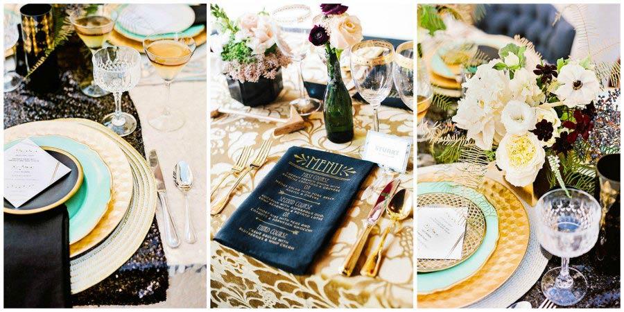 свадьба в стиле гэтсби 14