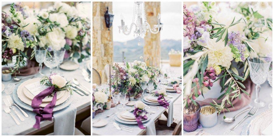 свадьба в стиле прованс 15