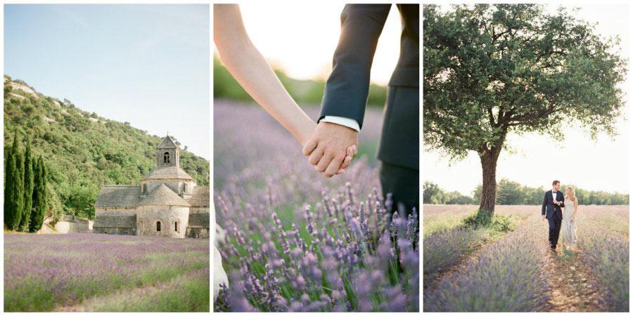 свадьба в стиле прованс 2
