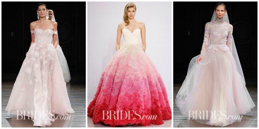 модные свадебные платья 2017 1
