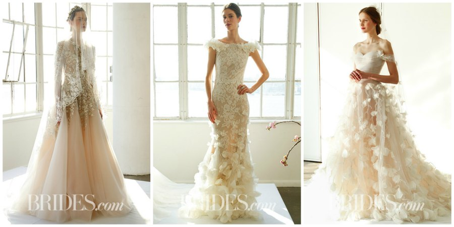 модные свадебные платья 2017 13