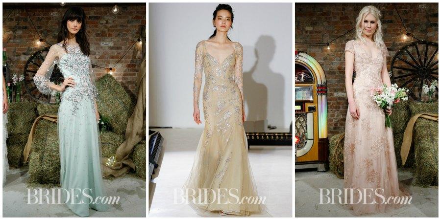 модные свадебные платья 2017 2