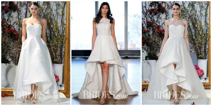модные свадебные платья 2017 5