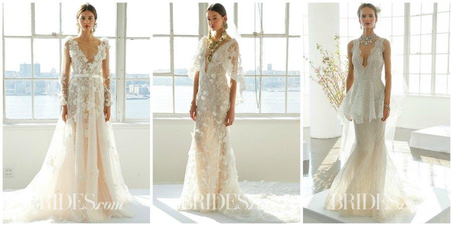 модные свадебные платья 2017 6