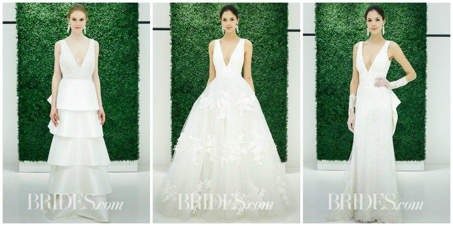 модные свадебные платья 2017 7