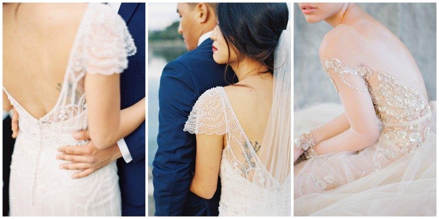 свадебные платья с открытой спиной 3