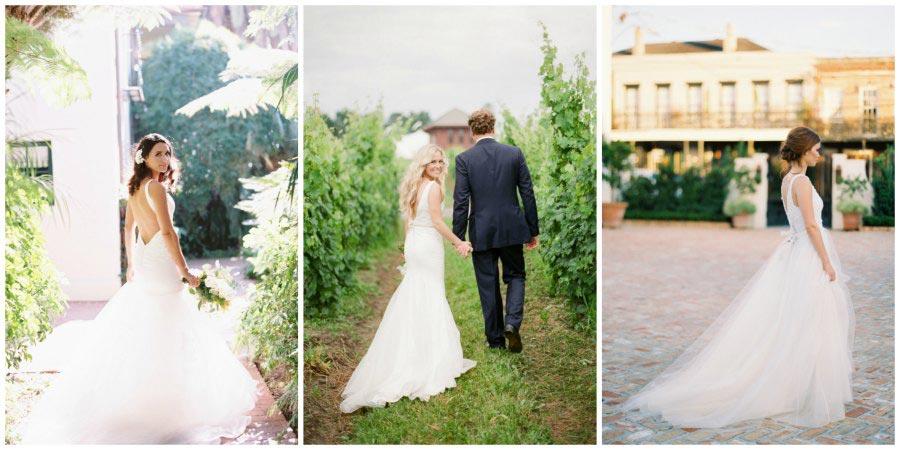 свадебные платья с открытой спиной 4