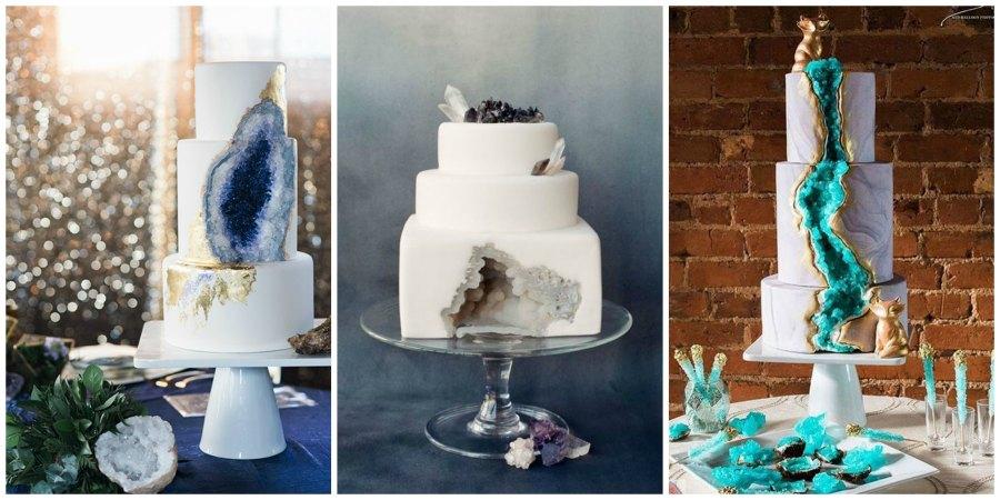 свадебные торты 2016 10