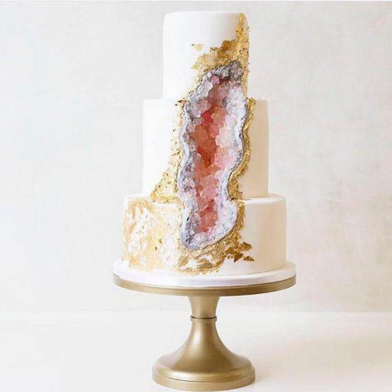 Свадебные торты 2016. 4 дизайна, которых еще ни у кого не было!