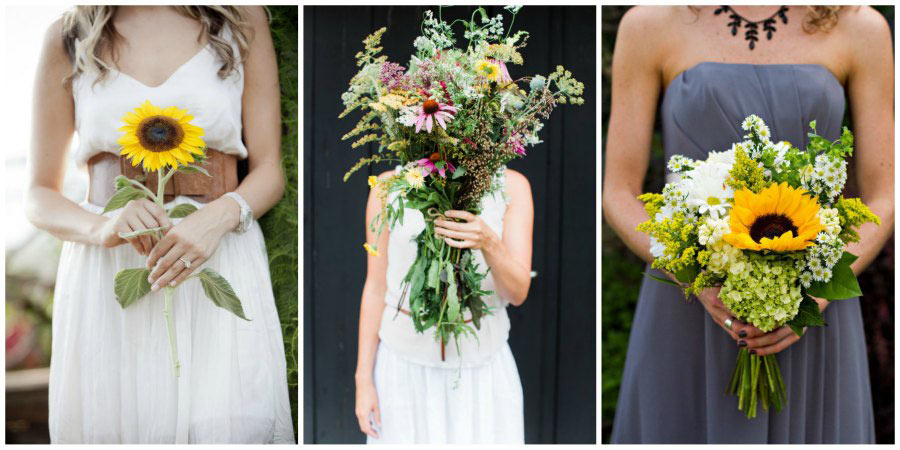 10 идей для свадьбы летом 18