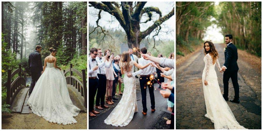 10 идей для свадьбы летом 2
