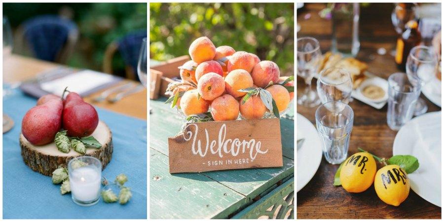 10 идей для свадьбы летом 20