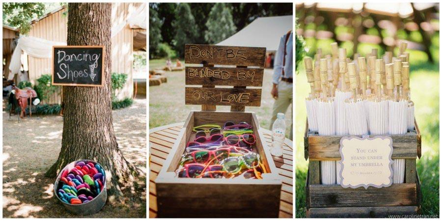 10 идей для свадьбы летом 22