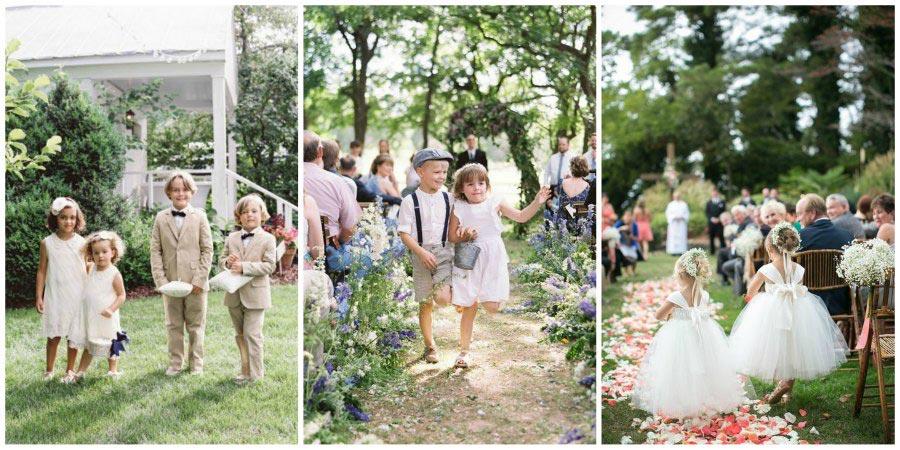 дети на свадьбе 1