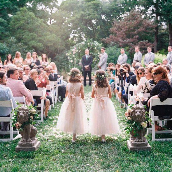 Дети на свадьбе: как избежать подводных камней?