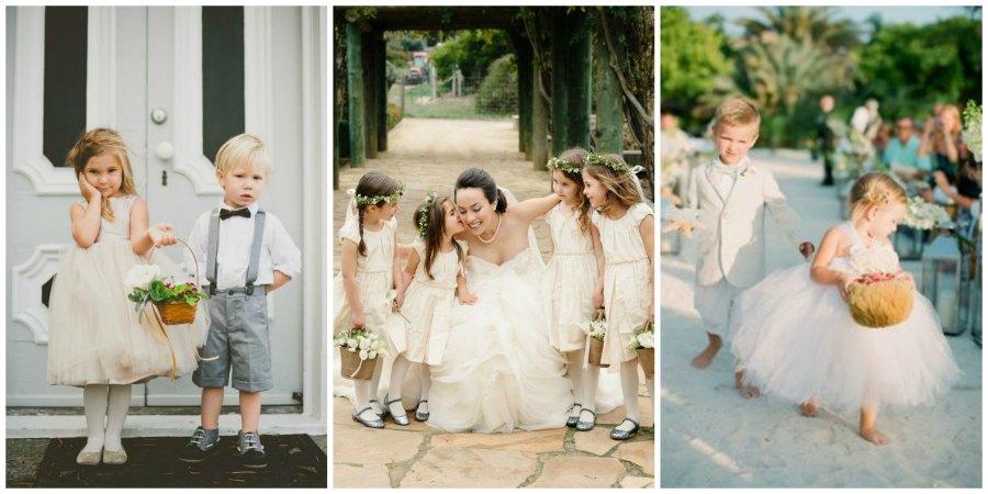 дети на свадьбе 8
