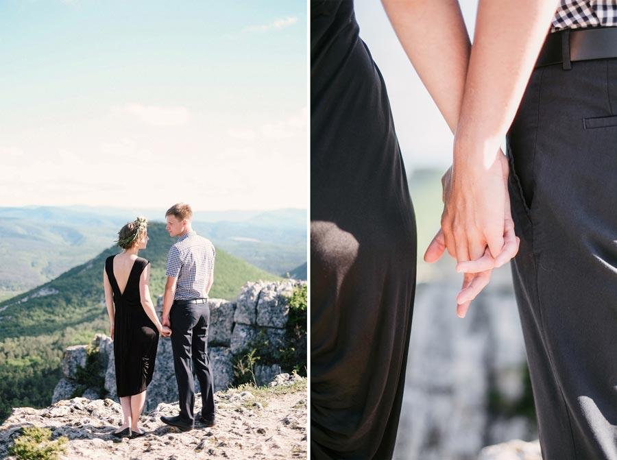 любовь в горах 9