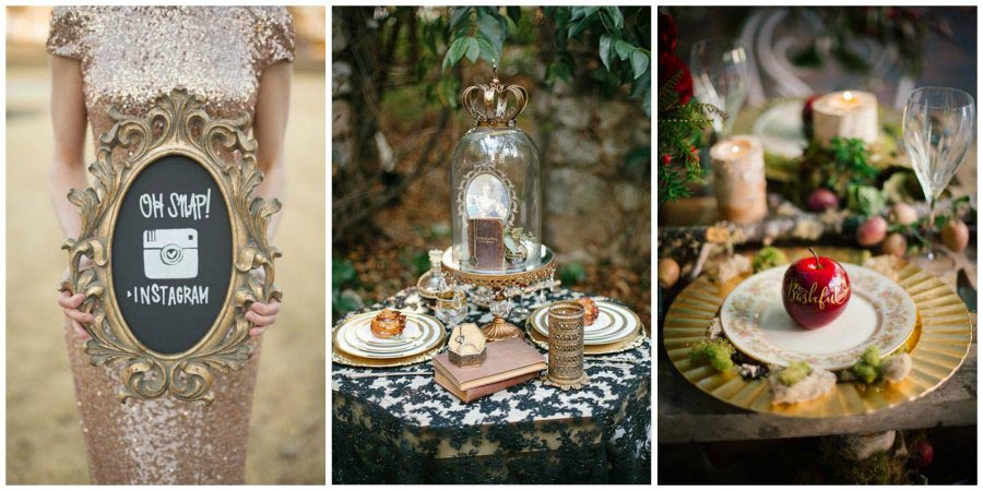 сказочная свадьба 11