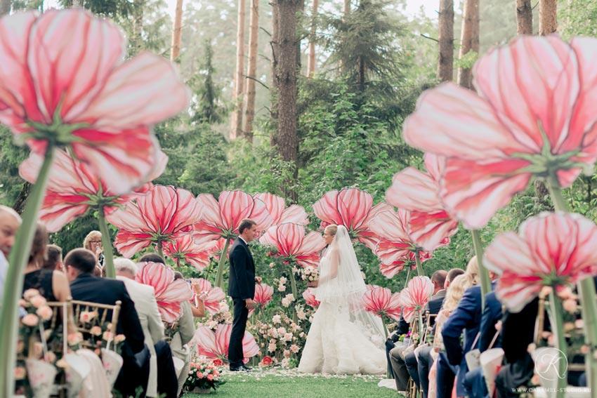 сказочная свадьба 12