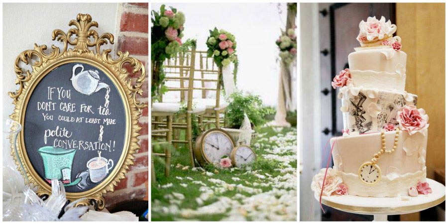 сказочная свадьба 8
