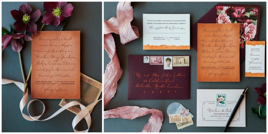 10 оригинальных приглашений на свадьбу 1